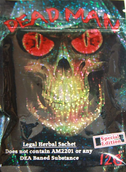 Buy Dead Man Walking Herbal Incense 12grams Online Buy Drugs Online